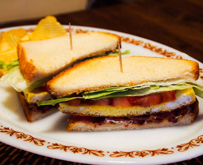 BELT サンドイッチ