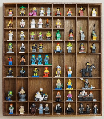 レゴのミニフィギュア