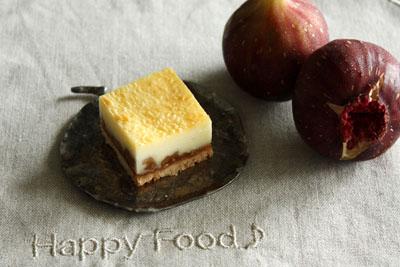 fig・noirチーズケーキ