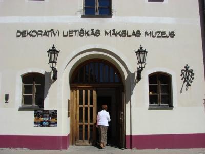 dekorativa museum