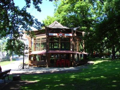 Tea house APSARA