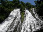 オシンコシン滝