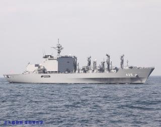 観艦式予行の舞鶴所属艦 4