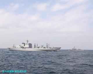 観艦式予行の舞鶴所属艦 5