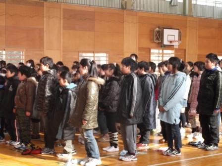 がんばれ!川崎町立支倉小学校