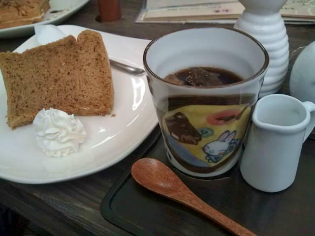 豆ウサギコーヒー