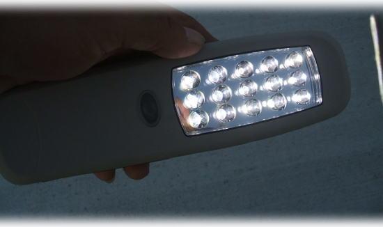 15灯のLEDです ♪