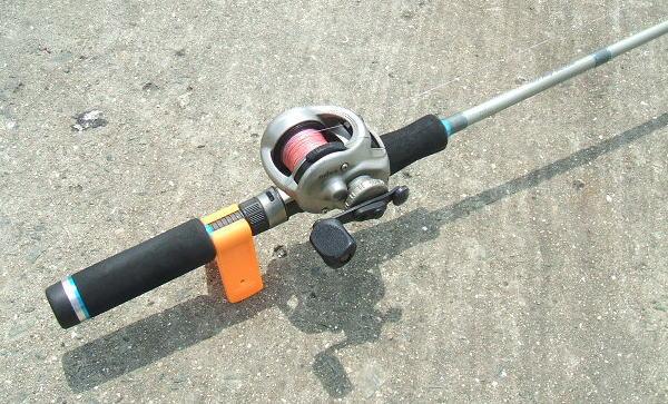 釣れるかな ^^;