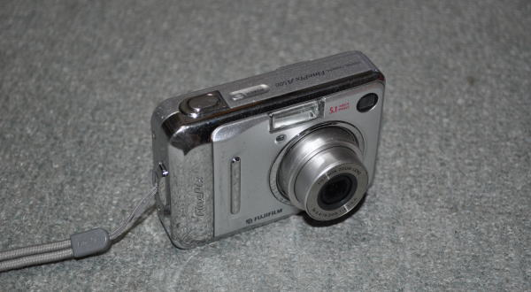 FUJI FILM FinePixA500