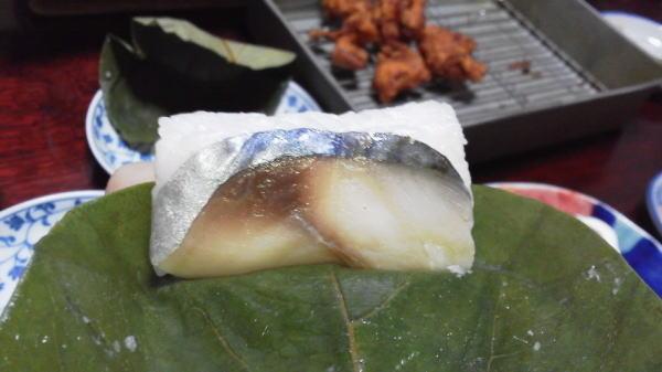 サバが美味しかったです ^^