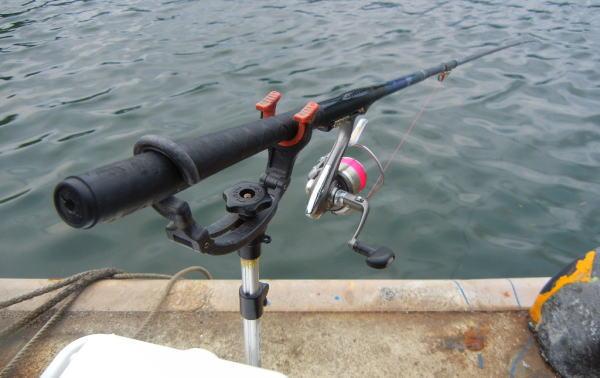 6:00 釣り開始 ♪