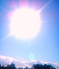 1月7日御殿場太陽