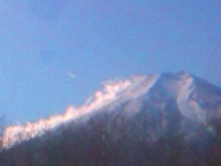 1月7日富士
