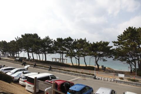 shikanoshimashiryoukanparking.jpg