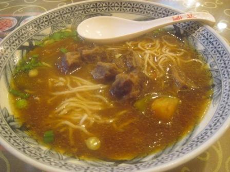 牛肉トマト麺