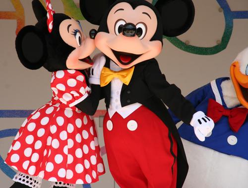 ミッキー&ミニー2