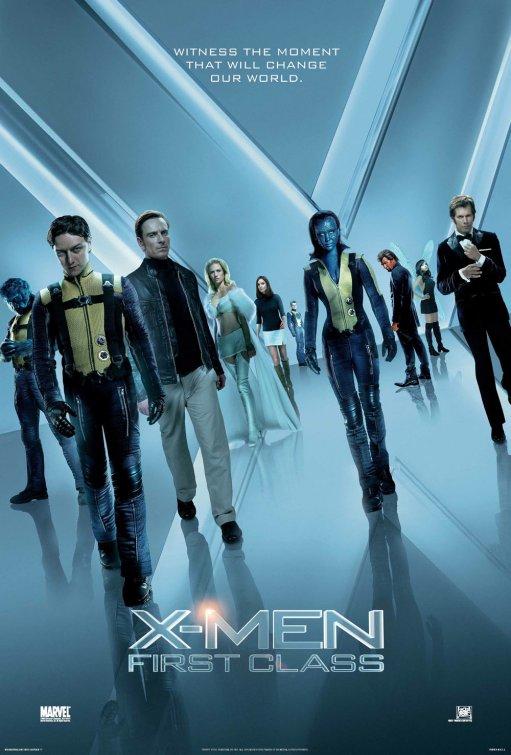X-MEN ファーストクラス