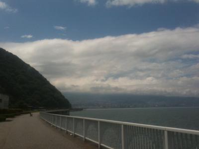 大分・高崎山「おさる茶屋」3