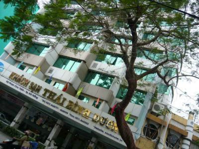 ダナン「Pacific Hotel」2