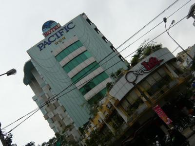ダナン「Pacific Hotel」1