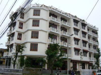 ホイアン「Thanh Van 2 Hotel」1