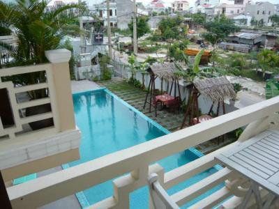 ホイアン「Thanh Van 2 Hotel」6
