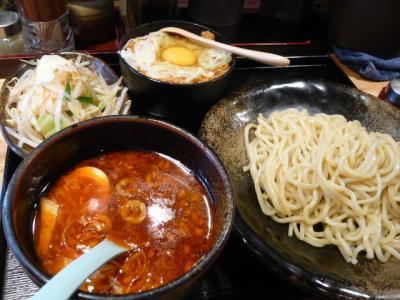 神保町「つけ麺 さとう」3