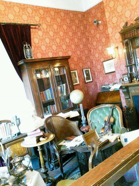 ホームズの部屋