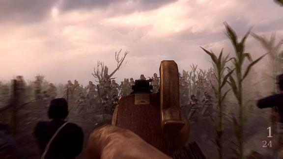 darkestofdays Mascket Gun