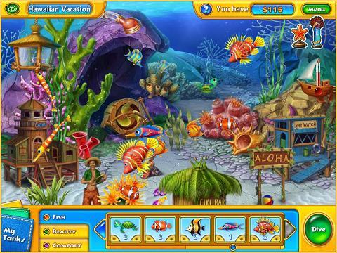 fishdom h2o Complete