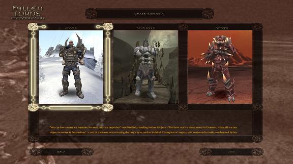 fallenlords Chose Army