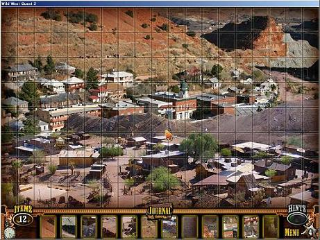 Wild West Quest 2 Puzzle 03