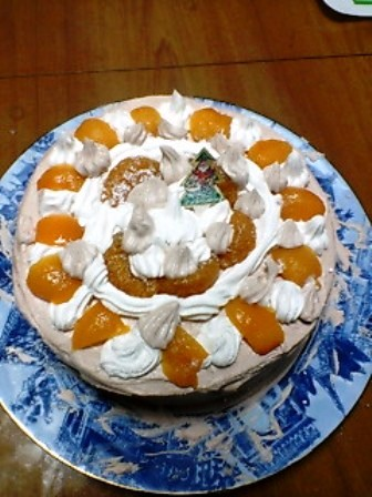 Xmas ケーキ