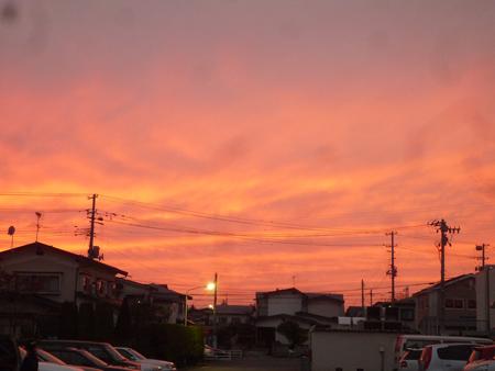 2009 10 24 yuuyake