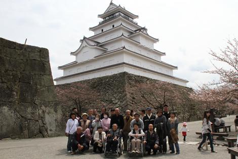 鶴ヶ城 2011 04 22 098