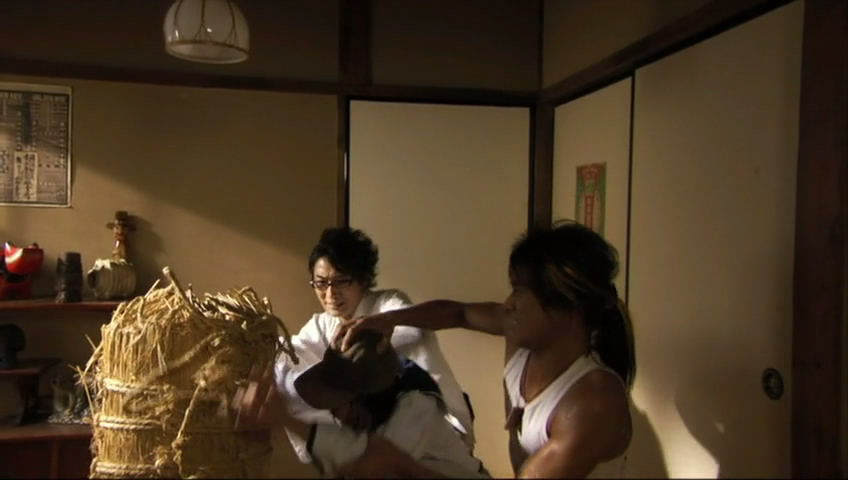 [Kamen Rider Cho Deno  Decade Movie][DVDRIP][848x480][H264_AAC5-2009-10-16 15-02-45