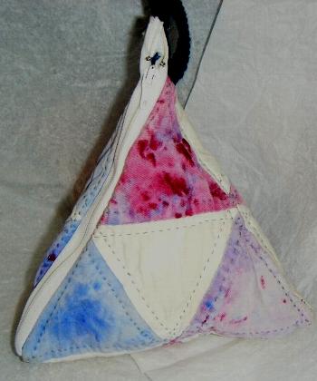 三角錐バッグ