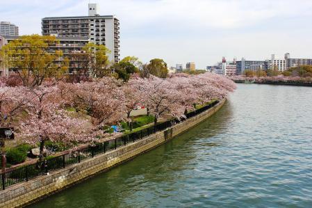 12川崎橋上