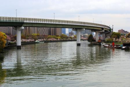 38毛馬橋下
