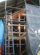 N様邸修理工事2
