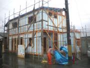 T様邸新築工事2
