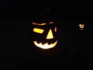 かぼちゃお化け