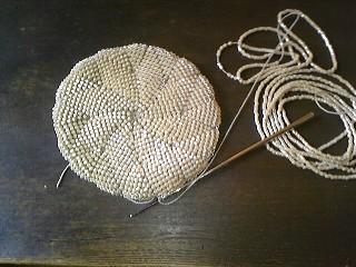 ビーズ編み