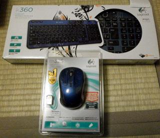 キーボード&マウス ①