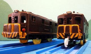 ED5010(左)&5060(右)