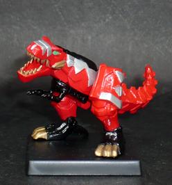 爆竜ティラノサウルス