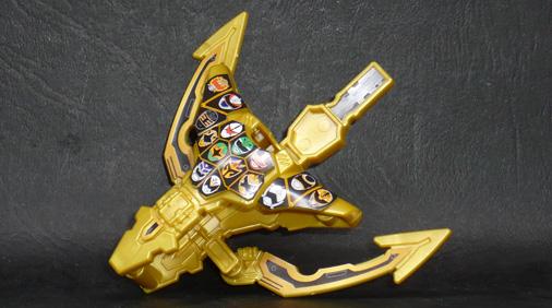 レンジャーキー ゴールドアンカーキープレート