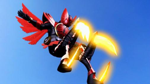 仮面ライダーオーズ 第20話「囮と資格と炎のコンボ」