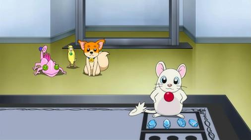 バトルスピリッツ 少年突破バシン 第37話「アイボウたちのスピリット」