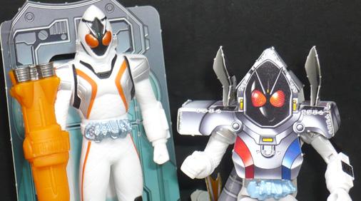 仮面ライダーフォーゼフィギュア スタンド&モジュールセット